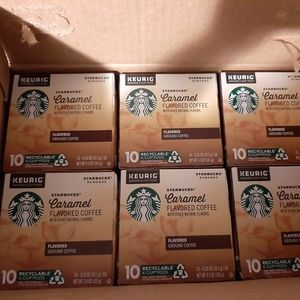 Starbucks Coffee Pack